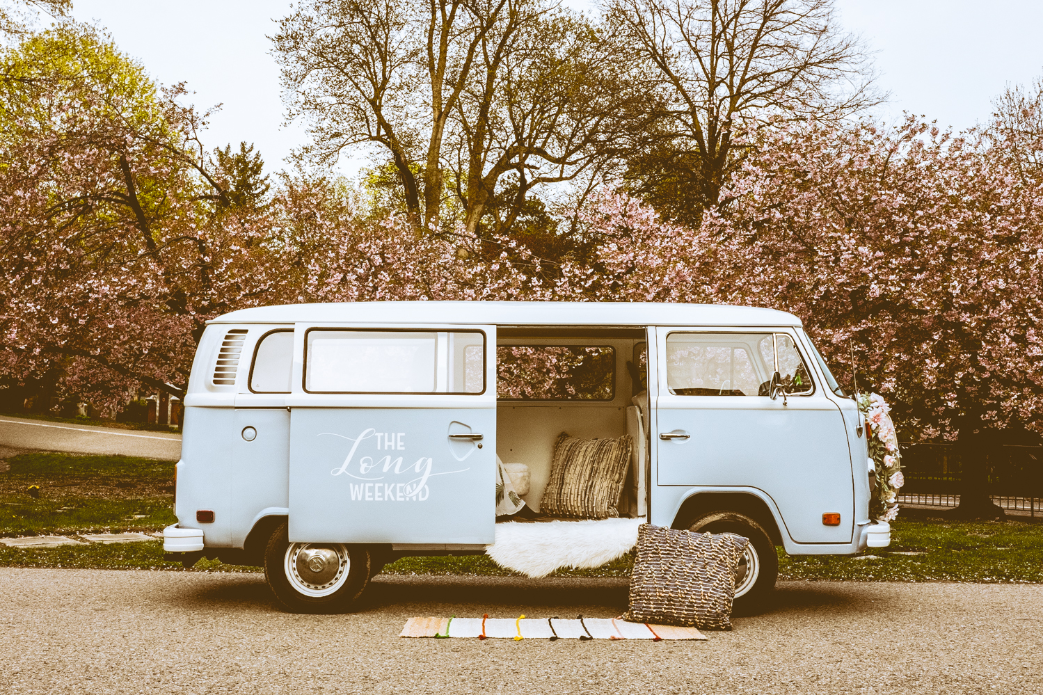 Toronto VW Bus Rentals | The Long Weekend Bus Company