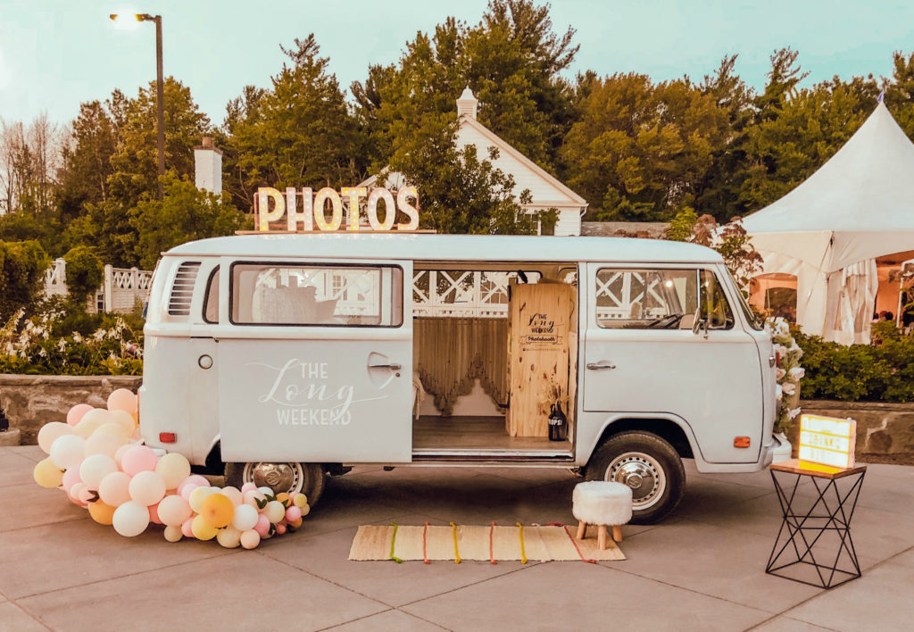 VW Bus Photo Booth Toronto