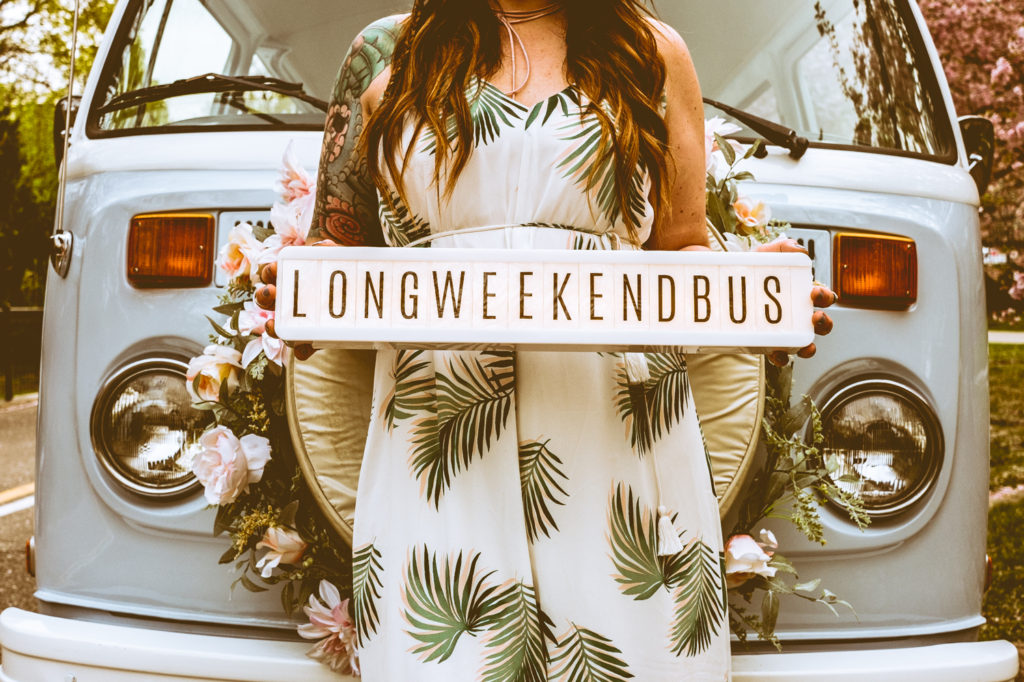 The Long Weekend Bus, VW Bus rentals Toronto, GTA VW Photo booth, VW Kombi for Rent, VW Vanwagon rental, Heidi Swapp, Heidi Swapp Light Box, Heidi Swapp Lightbox Shelf