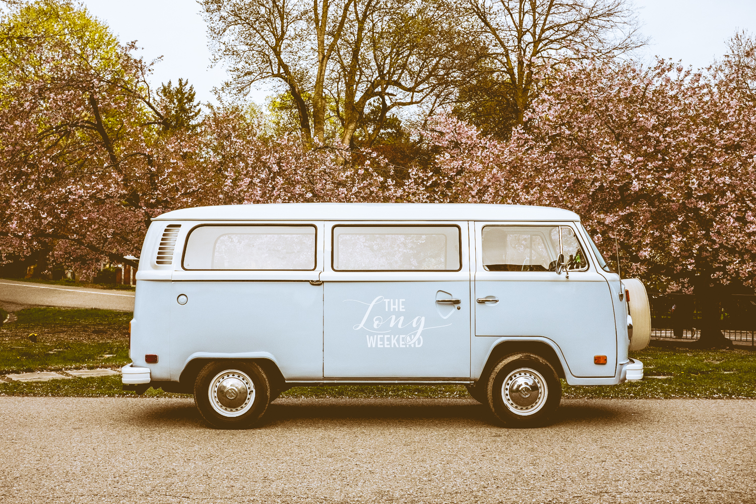 The Long Weekend, VW Bus Toronto, VW Bus Rental Toronto, VW Hippie Bus Toronto, VW Kombi Rental Toronto, VW Bus Rental Niagara